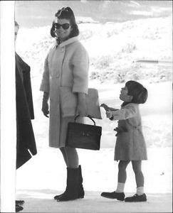 Little John F. Kennedy. - 8x10 photo