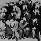 kissing contest - 8x10 photo