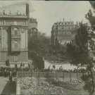 Balkan War 1912-13Demonstration of the way to the Sultan palace. - 8x10 photo
