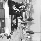 Robert F. Kennedy in car with friends.  - 8x10 photo