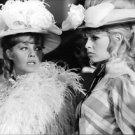 Brigitte Bardot and Jeanne Moreau in a scene. - 8x10 photo