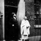 Mahatma Gandhi in London - 8x10 photo