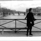 Rudolf Khametovich Nureyev looking away. - 8x10 photo