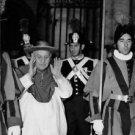 Pope John XXIII with people. - 8x10 photo