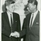 Nathaniel Coles and John Kennedy - 8x10 photo