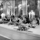 Jack Kennedy at dinner party - 8x10 photo