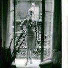 Princess Maria Gabriella standing. - 8x10 photo