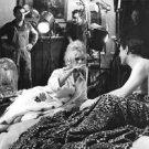 Brigitte Bardot during shooting. - 8x10 photo