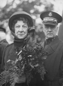 General Evangeline Cory Booth, - 8x10 photo