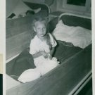 A six year old, mentally ill girl inmate of the Asylum in Bavaria, Germany.- 1