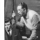 Duke Ellington shouting.  - 8x10 photo