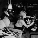 Catherine Deneuve shaving cafe. - 8x10 photo