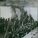 Balkan War 1912-13Montenegrin troops entry into Scutari. 1913 - 8x10 photo