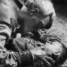 Jungfrukállan (The Virgin Spring) Max Von Sydow with a child. - 8x10 photo