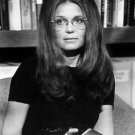 Portrait of Gloria Steinem - 8x10 photo