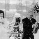 Jacqueline Kennedy Onassis  enjoying with man. - 8x10 photo