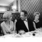 Duke Ellington enjoying meal with friends.  - 8x10 photo