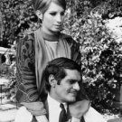 Barbra Streisand and Omar Sharif in Funny girl. - 8x10 photo