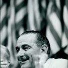 Lyndon B. Johnson, 36th President of the United States. - 8x10 photo