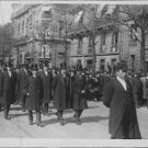 Funeral of Sarah Bernhardt. - 8x10 photo