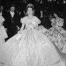 Grace Kelly in gown.  - 8x10 photo