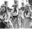 Brigitte Bardot with people. - 8x10 photo
