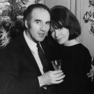 Michel Piccoli and Juliette Gréco. - 8x10 photo