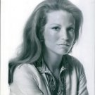 Beautiful Canadian actress Alexandra Stewart, 1969 - 8x10 photo