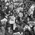 WW II - peace - 8x10 photo