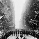 A ticker tape parade - 8x10 photo