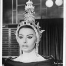 Portrait of Sophia Loren from the film The Millionairess. - 8x10 photo