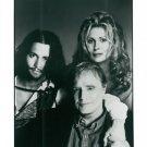 Johnny Depp, Marlon Brando and Faye Dunaway - 8x10 photo