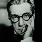 Portrait of Sacha Guitry, looking at camera. - 8x10 photo