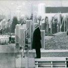 Grenoble, 1968 winter Olympics.  - 8x10 photo