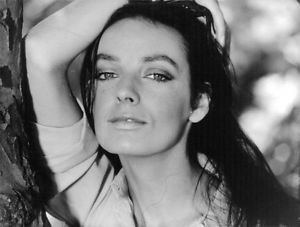 Marie Laforêt, posing.  - 8x10 photo