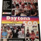 1985 27th Annual Daytona 500 Race Program 7071653