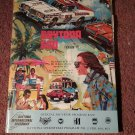 15th Annual Daytona 500 Souvenir Race Program 1973, wth Starting Postions 07071664