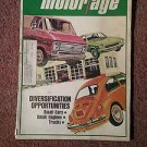 Vintage Magazine, Chilton's Motor/Age Dec 1971 SKU 07071640