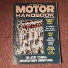 Vintage Motor Handbook Magazine, 1985 62nd Edition SKU 07071630