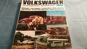 Vintage Volkswagen Owner's Annual, 1969, 98 pages