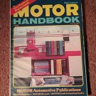 Vintage Motor Handbook Magazine,  58th Edition SKU 07071632