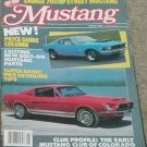 Vintage 1987 Hot Rod Magazine, MUSTANG, Savage 700 HP