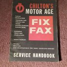 Vintage Magazine, Chilton's Motor/Age 35th Edition 1959 SKU 07071645