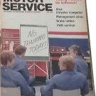 Vintage Motor Service Magazine, Jan. 1986, Chrysler Computer, sku07071608