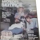 Vintage Motor Service Magazine, Nov 1986, Vibration Problems, sku07071610