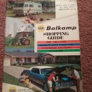 Vintage 1970s ? Napa Balkamp Shopping Guide Original  070716104