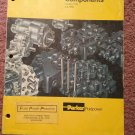 1982 Mobile Hydraulic Parts Catalog 1700 Parker Fluidpower 070716123