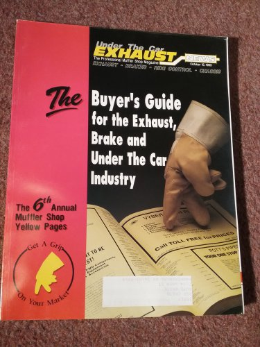 Exhaust News Magazine October 15, 1993, Buyer's Guide  070716167