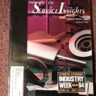 Under the Car Insights Magazine October  1994 Evolution of the Exhaust Shop 070716171