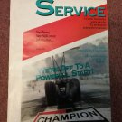 """Service Magazine Spring 1994 """"No Code"""" Diagnois  070716182"""